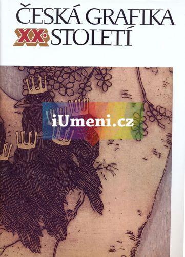 Hollar Česká grafika XX. století cena od 609 Kč