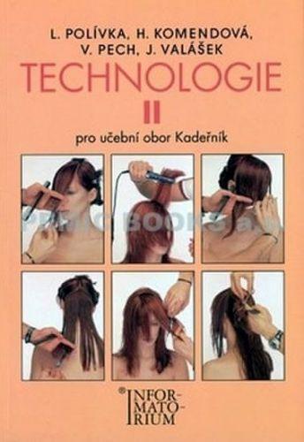 Polívka L.: Technologie II - Pro UO Kadeřník - 5. vydání cena od 178 Kč