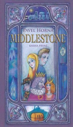 Pavel Horna: Middlestone - kniha první cena od 187 Kč