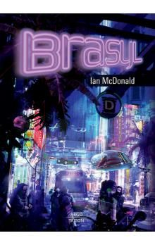 Ian McDonald: Brasyl cena od 266 Kč