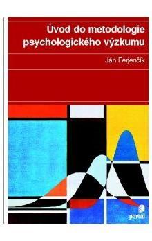 Ján Ferjenčík: Úvod do metodologie psychologického výzkumu cena od 256 Kč