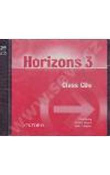 Oxford University Press Horizons 3 Class Audio CDs cena od 357 Kč