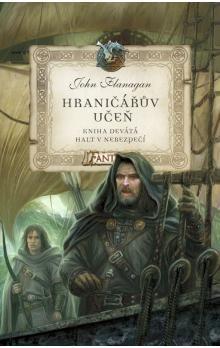 John Flanagan: Hraničářův učeň Halt v nebezpečí cena od 289 Kč