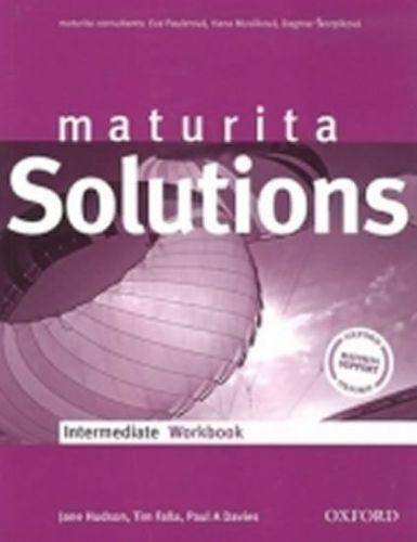 Maturita solutions intermediate workbook cena od 200 Kč