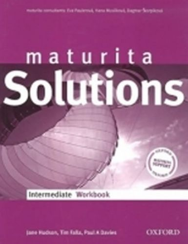 Paul Davies: Maturita Solutions Intermediate WorkBook cena od 186 Kč