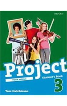 Tom Hutchinson: Project the Third Edition 3 Workbook CZ cena od 196 Kč