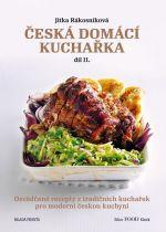 Jitka Rákosníková: Česká domácí kuchařka díl II. cena od 212 Kč