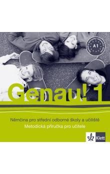R. Fridrich, C. Tkadlečková, P. Tlustý: Genau! 1 - Němčina pro SOŠ a učiliště - Metodická příručka - CD cena od 251 Kč