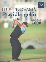 KargoMedia Ilustrovaná pravidla golfu cena od 319 Kč