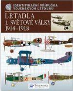 Letadla první světové války 1914-1918 cena od 343 Kč