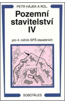 Václav Hájek: Pozemní stavitelství IV pro 4.r. SPŠ stavební cena od 198 Kč