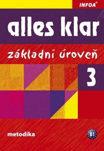 Luniewska a Krystyna: Alles klar 3a+b - metodika cena od 194 Kč