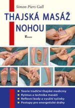 Simon Piers Gall: Thajská masáž nohou cena od 220 Kč