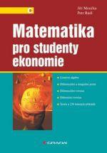 Jiří Moučka: Matematika pro studenty ekonomie cena od 0 Kč