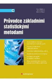 Průvodce základními statistickými metodami cena od 284 Kč