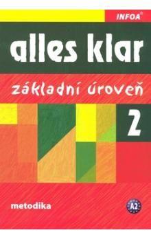 Luniewska a Krystyna: Alles klar 2a+b - metodika cena od 179 Kč