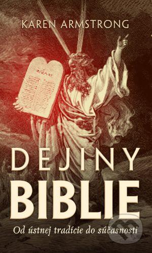 Karen Armstrong: Dejiny Biblie cena od 300 Kč