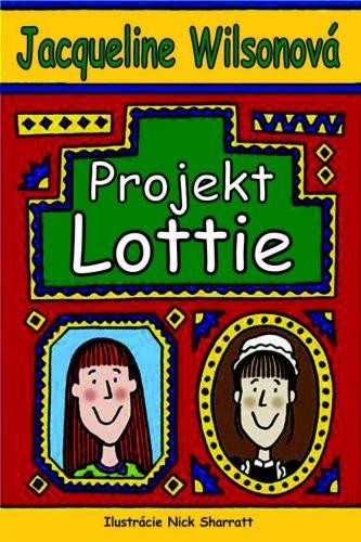 Jacqueline Wilsonová: Projekt Lottie cena od 179 Kč