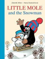 XXL obrazek Zdeněk Miler: Little Mole and the Snowman