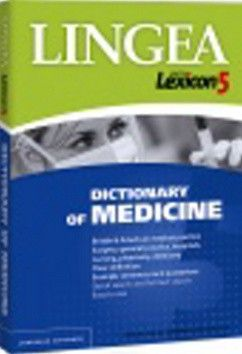 Lingea CDROM Dictionary of Medicine cena od 429 Kč