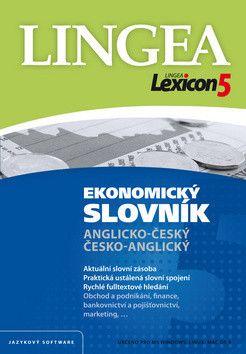 CD Lexicon5 Ekonomický slovník Anglicko-český, Česko-anglický cena od 820 Kč