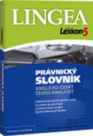 Anglický právnický slovník cena od 846 Kč