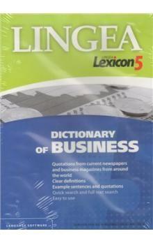 Lingea CDROM Dictionary of Business cena od 628 Kč