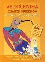 Van Gool: Veľká kniha ôsmich príbehov cena od 128 Kč