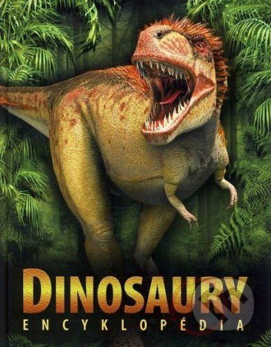 Michael J. Benton: Dinosaury - Encyklopédia cena od 181 Kč