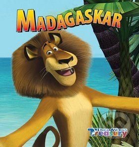 XXL obrazek Madagaskar - DreamWorks Treasury