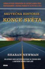 Sarah Newman: Skutečná historie konce světa cena od 92 Kč