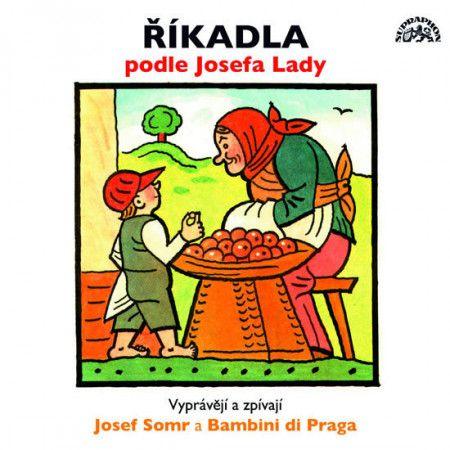 Josef Lada: Říkadla podle Josefa Lady cena od 185 Kč