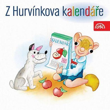 Jiří Středa: Z Hurvínkova kalendáře (CD) cena od 207 Kč