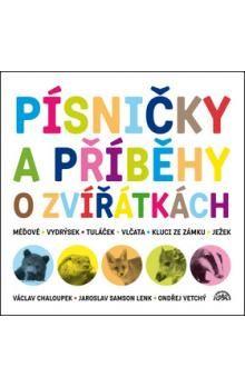 Ondřej Vetchý, Václav Chaloupek: Písničky a příběhy o zvířátkách - 2CD - Ondřej Vetchý cena od 198 Kč