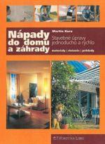 Martin Kurz: Nápady do domu a záhrady cena od 412 Kč