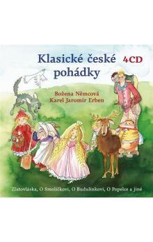 Karel Jaromír Erben, Božena Němcová: Klasické české pohádky (CD) cena od 295 Kč