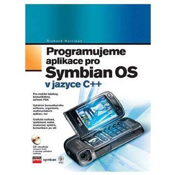 Richard Harrison: Programujeme aplikace pro Symbian OS cena od 478 Kč