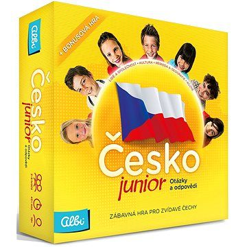 Albi: Česko JUNIOR