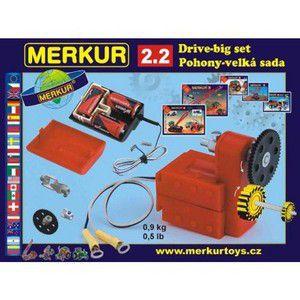 MERKUR Merkur elektromotorek a převody