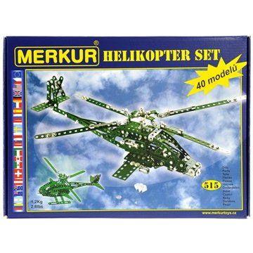 MERKUR Merkur helikopter set