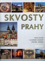 Knižní klub Skvosty Prahy cena od 199 Kč