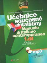 CPress Učebnice současné italštiny 1. díl + mp3 cena od 436 Kč