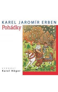 Karel Jaromír Erben: Pohádky Karel Jaromír Erben 2CD cena od 199 Kč