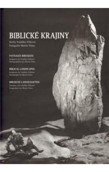 Vojtěška Vlčková, Martin Tůma: Biblické krajiny cena od 419 Kč