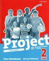 Tom Hutchinson: Project the Third Edition 2 Workbook CZ cena od 211 Kč