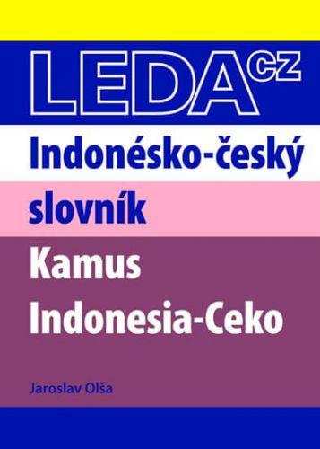Jaroslav Olša: Indonésko-český slovník cena od 391 Kč