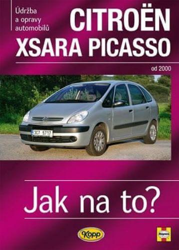 Citroën Xsara Picasso od 2000-Jak na to? cena od 468 Kč