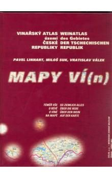 Pavel Linhart, Miloš Suk, Vratislav Válek: Mapy ví(n) - Vinařský atlas cena od 260 Kč