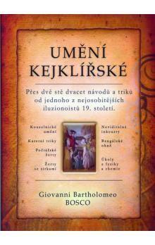 Giovanni Bartholomeo: Umění kejklířské cena od 257 Kč