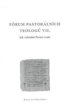 Fórum pastorálních teologů VII. cena od 172 Kč